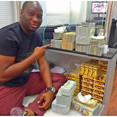 Dubai based Nigerian instagram millionaire, Mompha arrested