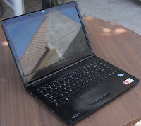 Laptop 2nd - Axioo neon CNW