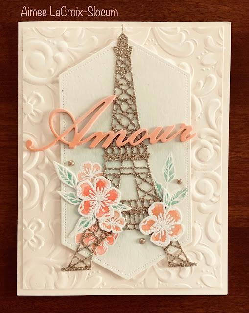 Stampin' Up, ! Parisian Beauty, 2020 Mini Catalog, Aimee LaCroix-Slocum, www.stampingwithsusan.com, Susan LaCroix,