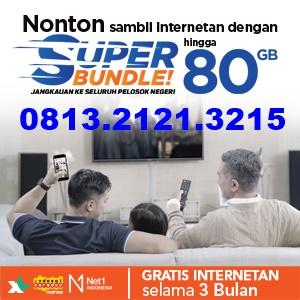 indovision internet unlimited MNC Vision Wifi Net1 Ofon
