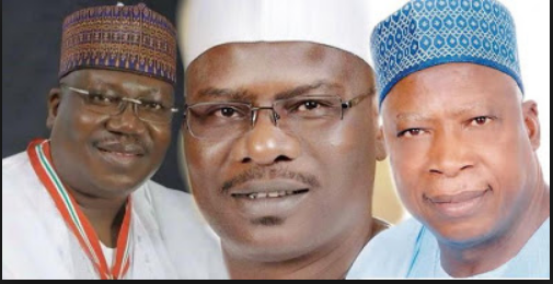 See 5 APC Senators Battling For Senate President Seat