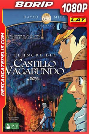 El increíble castillo vagabundo (2004) 1080p BDrip Latino – Japones