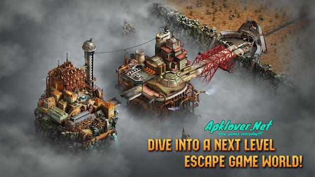 Escape Machine City MOD APK premium unlocked