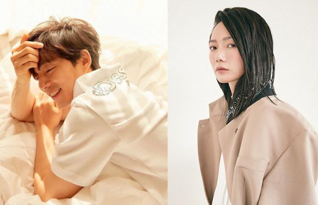 孔劉確定接演Netflix寂靜的大海回歸小螢幕 與裴斗娜合作演出