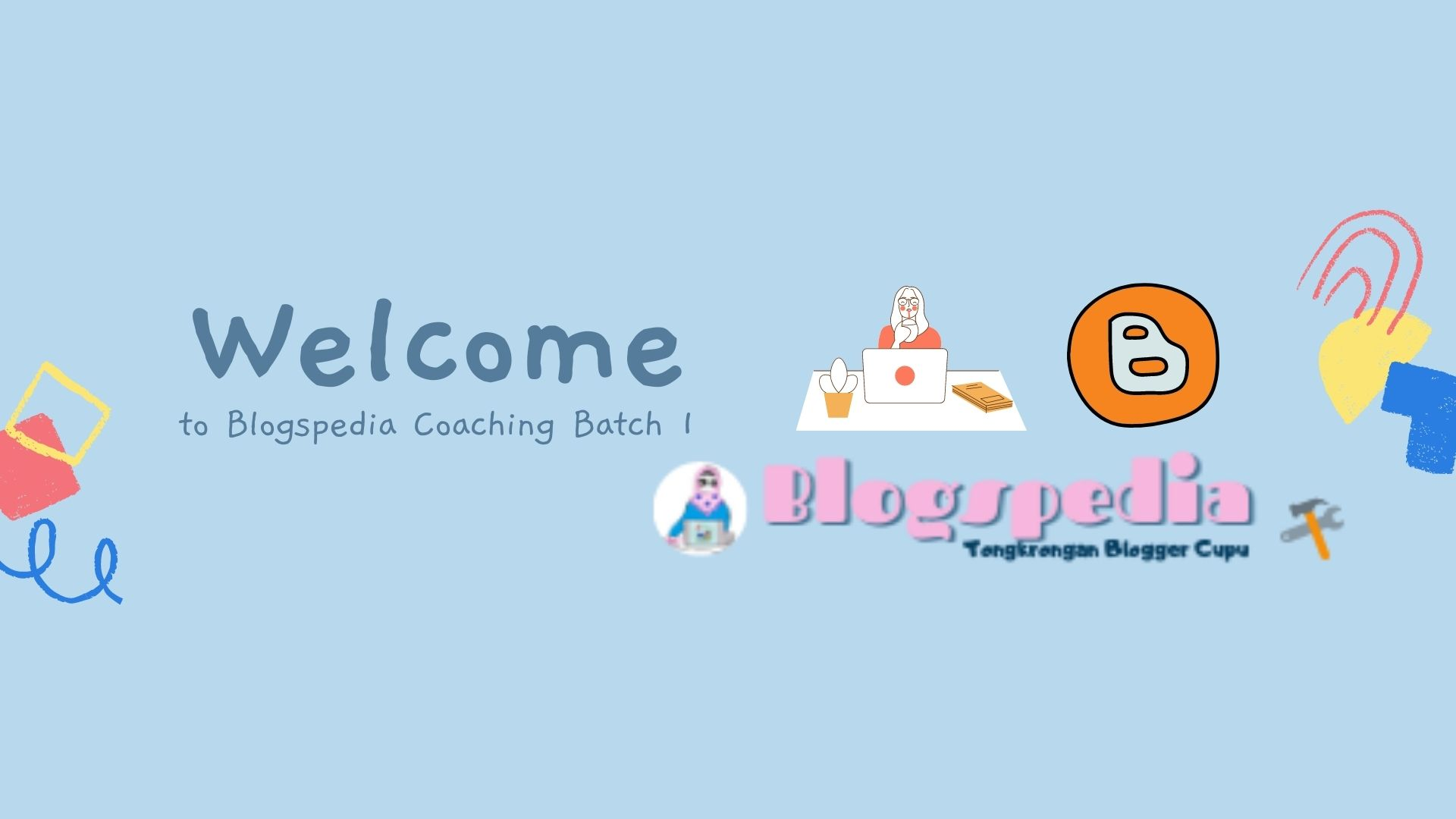 Blogspedia coaching batch 1