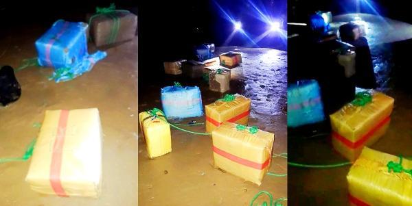 """أمن """"طنجة"""" يحبط محاولة تهريب 400 كلغ من مخدر """"الشيرا"""" عبر المسالك البحرية"""
