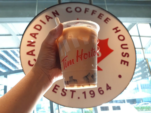Tim Hortons Milk Tea