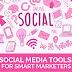 Time Saving Social Media Marketing tools