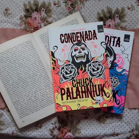 Resenha: Condenada - Chuck Palahniuk