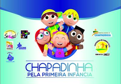 Acontece nesta terça-feira (31) Seminário de Elaboração do Plano Pela Primeira Infância de Chapadinha