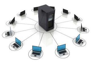 ilustrasi shared hosting