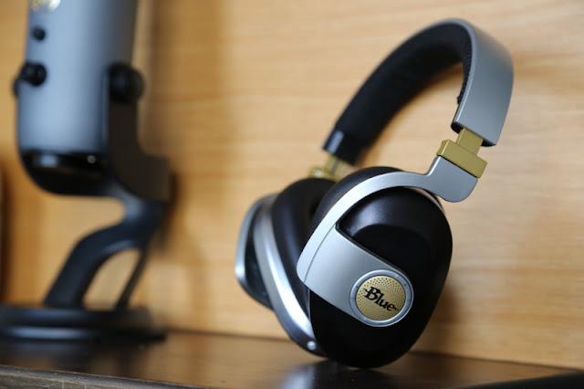 Blue Satellite 藍牙抗噪耳機:內建擴大機 AMP、雙驅動降噪技術 ANC Hi-Fi 無線耳機