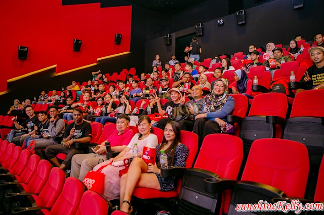 Yoodo Community Day, Jumanji Movie Screening, Yoodo 3rd Community Day, Jumanji The Next Level, Yoodo, Movie Screening, MBO Cinemas, The Starling Mall, Lifestyle