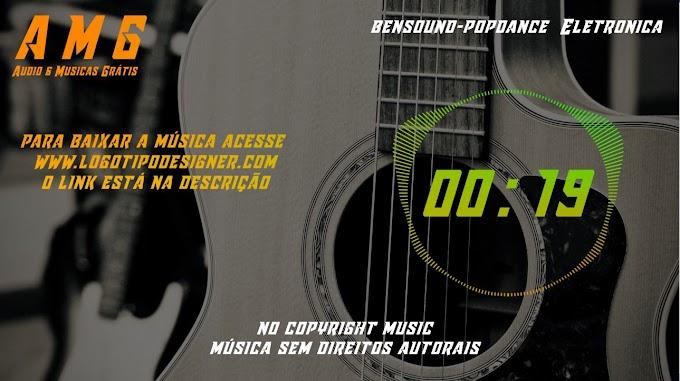 AMG bensound popdance  Eletronica AMG Audio e Músicas Grátis
