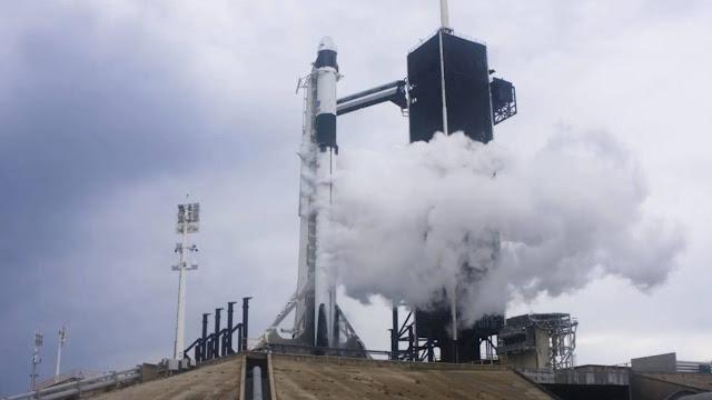 Lanzamiento SpaceX y NASA: Nueva fecha y por qué se ha suspendido
