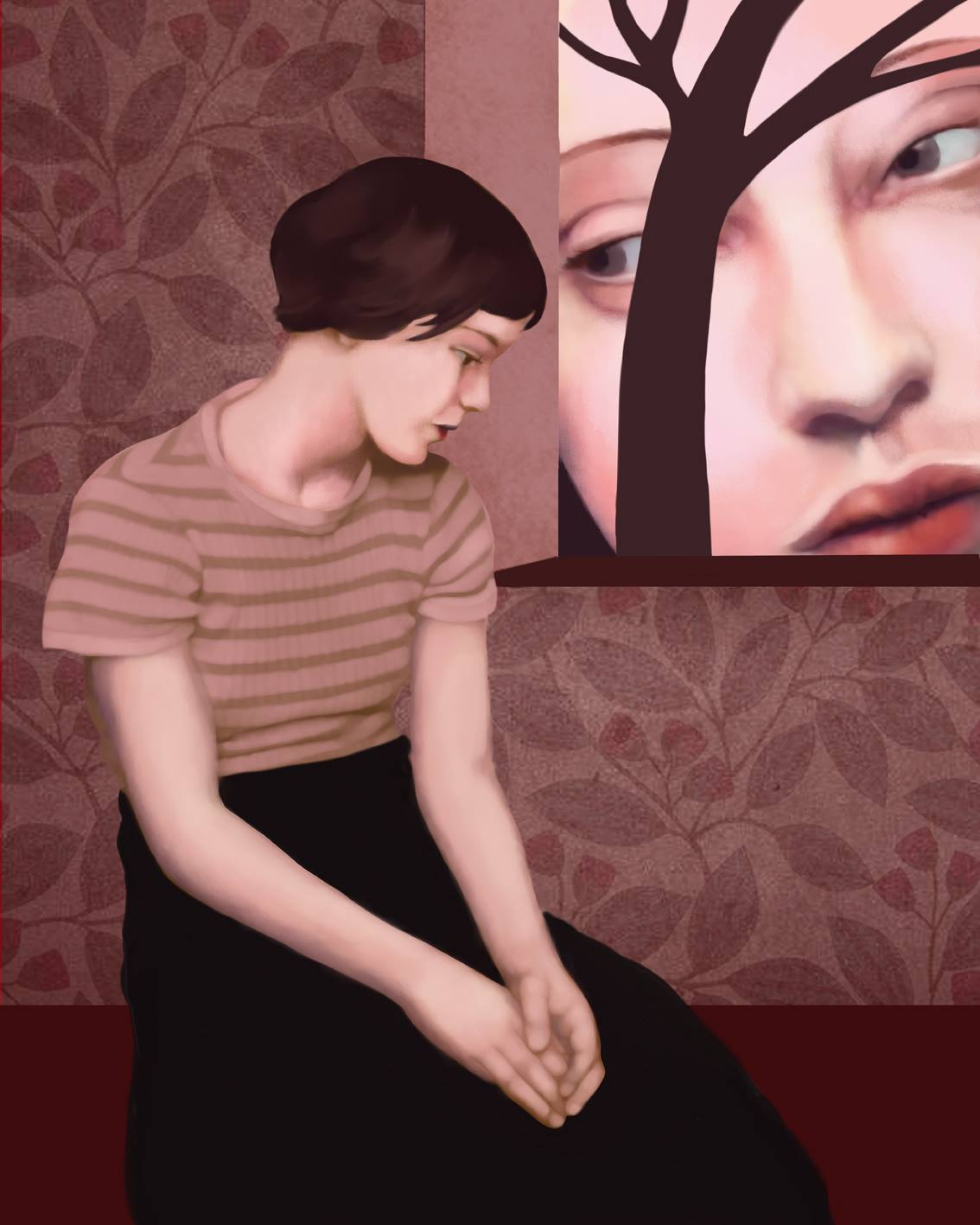 Illustrations by Surrealist Illustrations Daria Petrilli