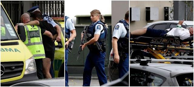 Μακελειό στη Νέα Ζηλανδία με 40 τουλάχιστον νεκρούς (βίντεο)