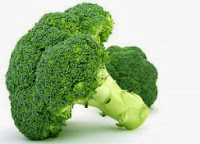 Broccoli is great for detoxifying your body
