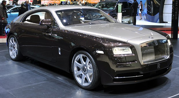 Rolls Royce Announced The Wraith As A Model That Would Indulge Pion For Innovation Engineering And Adventure Swear By Words Is Beast In