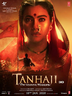 Taanaji – The Unsung Warrior First Look Poster 7