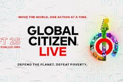 Band Coldplay Ajak Jokowi Gabung di Global Citizen Live dan Ban Ki Moon Centre