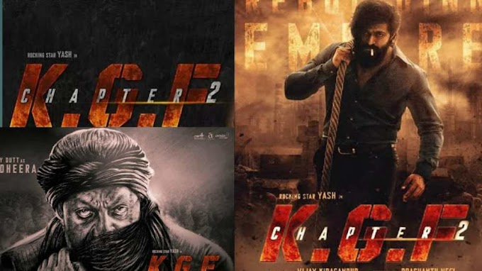 KGF Chapter 2 Full Movie (2021) Leaked By TamilRockers | KGF 2 Movie