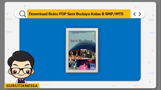 download ebook pdf buku digital seni budaya kelas 8 smp/mts