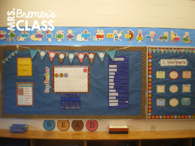 Classroom reveal and freebies!
