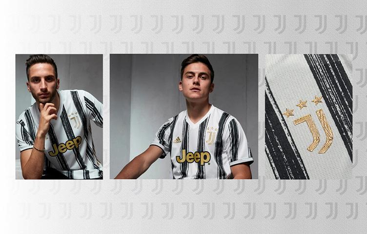 Juventus predstavio prvu garnituru dresova za sezonu 2020/21