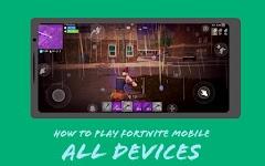 Mengatasi Disable Check dan Cara bermain Fortnite Di Semua Smartphone