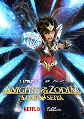 Saint Seiya  2019  (Serie)  DVD   NTSC    Custom HD   Latino 