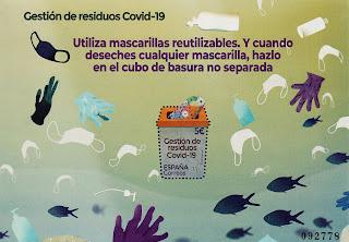 GESTIÓN RESIDUOS COVID-19