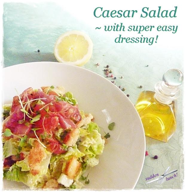 easy-caesar-salad