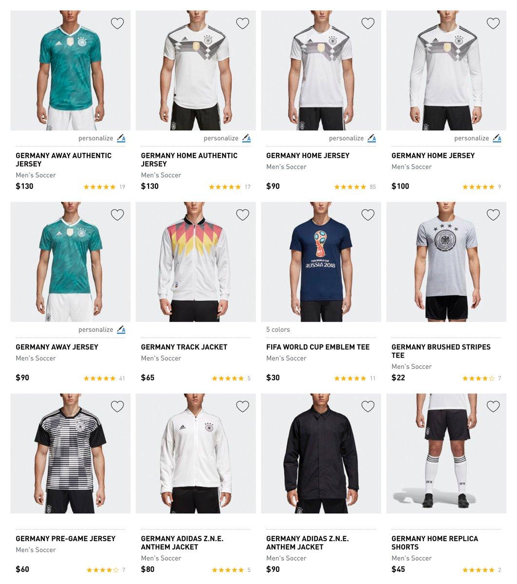 08e364051 Adidas faz liquidação de material esportivo da Alemanha após eliminação