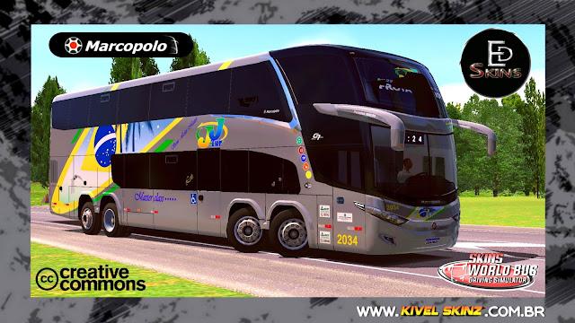 PARADISO G7 1800 DD 8X2 - VIAÇÃO JJTUR