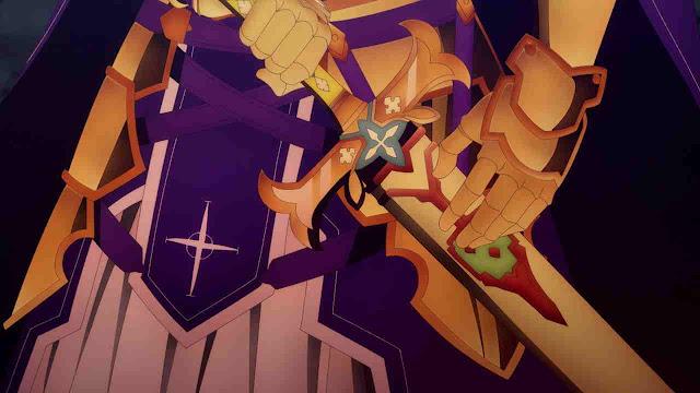 Sword Art Online: Alicization - War of Underworld - Episode 2