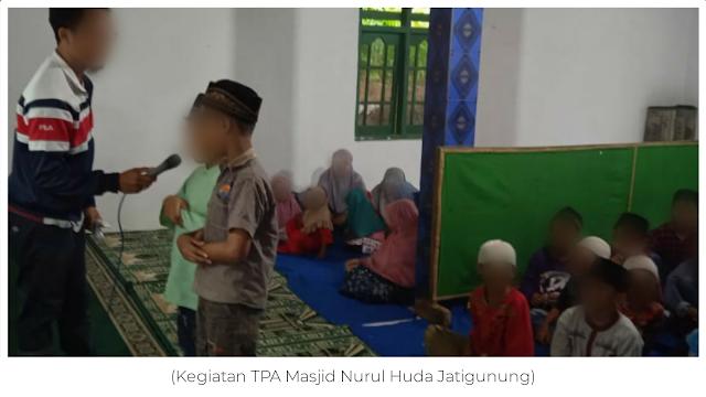 TPA Masjid Nurul Huda