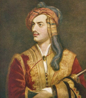 Retrato de Lord Byron
