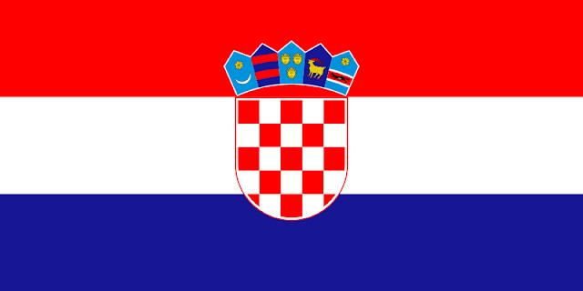 Bendera negara Kroasia