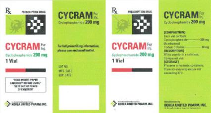 سعر ودواعي إستعمال دواء سيكرام cycram لعلاج الأورام