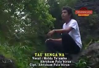 Lagu Dero Toraja Tae' Senga'na