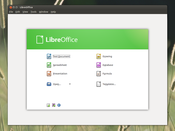 免費的文書處理軟體 Office Libreoffice6.3.3 下載