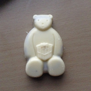 marks spencer white milk chocolate polar bear