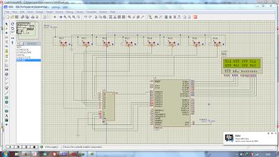 Cara Membaca ADC CVAVR Atmega Multiplexer