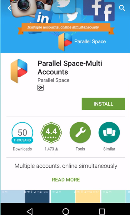 1 Android Phone Me Ek Sath 2-2 Whatsapp App Kaise Chalaye? - TechYukti