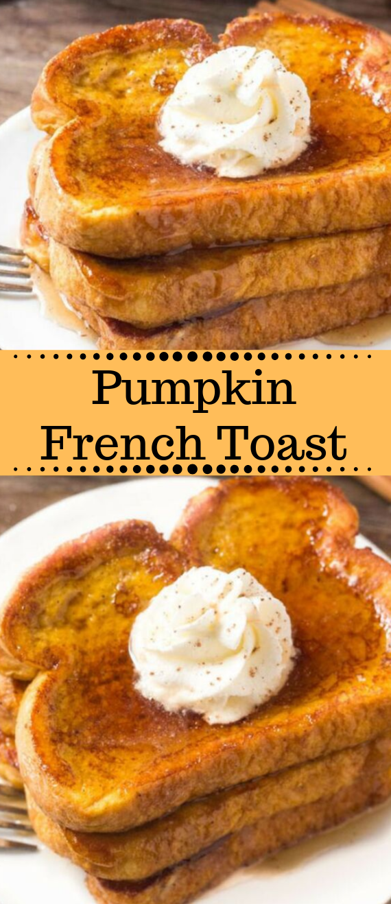 Pumpkin French Toast #pumpkin #diet #paleo #dessert #keto
