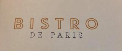 Bonne Adresse Le Bistro de Paris Norbert