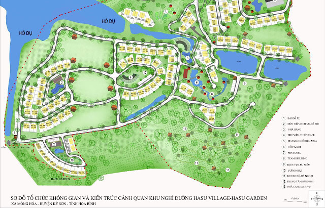 Mở bán dự án Hasu Village Hòa Bình biệt thự nghỉ dưỡng Mông Hóa Kỳ Sơn, Hòa Bình