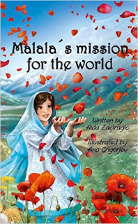 Malala's Mission For The World by Aida Zaciragic