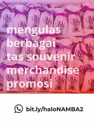 Mengulas Berbagai Tas Souvenir Merchandise Promosi